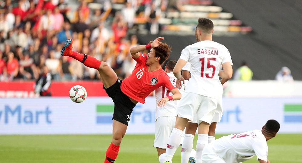 الإمارات وقطر یحققان مفاجأة کبیرة ویتأهلان لنصف نهائي كأس آسيا | شفقنا  العراق